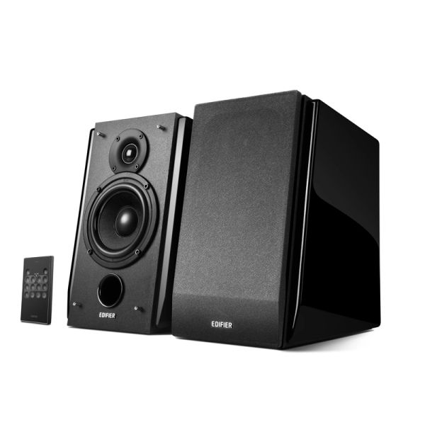 EDIFIER R1850DB SUBWOOFER SUPPORTED BOOKSHELF SPEAKERS
