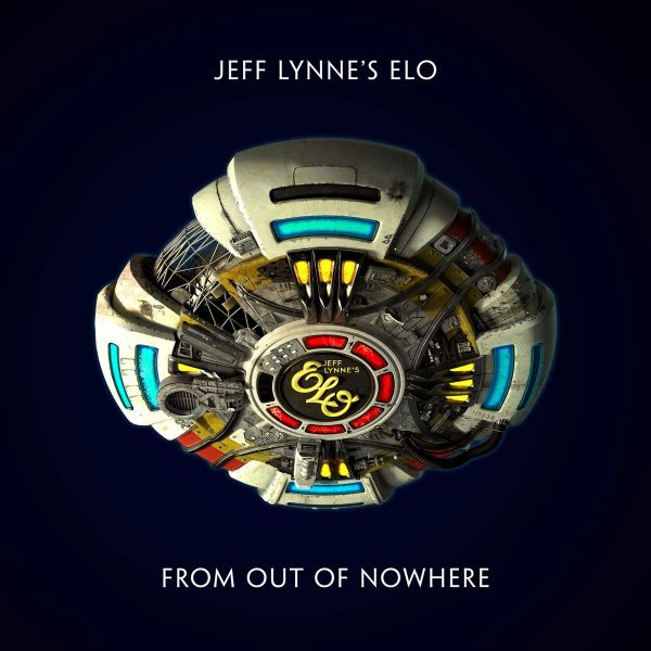 JEFF LYNNE'S ELO FROM OUT OF NOWHERE 180G