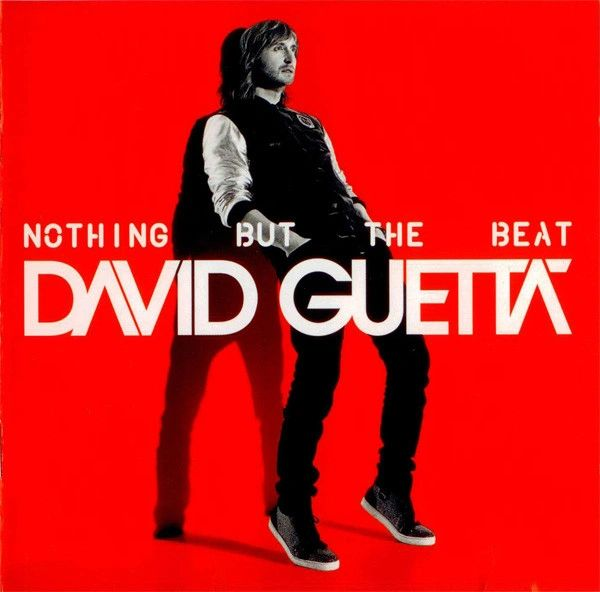 DAVID GUETTA NOTHING BUT THE BEAT 2LP RED VINYL