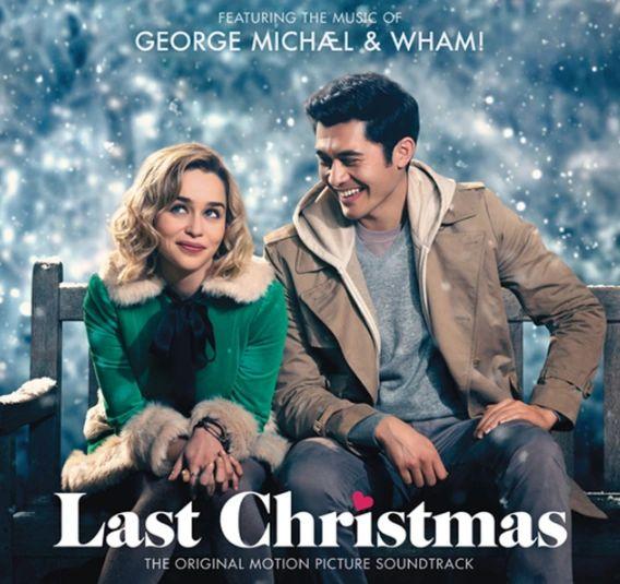 GEORGE MICHAEL & WHAM LAST CHRISTMAS SOUNDTRACK 180G 2LP