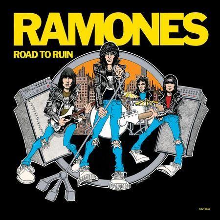 RAMONES ROAD TO RUIN 2018 REMASTERED