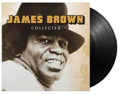 JAMES BROWN COLLECTED 180G 2LP