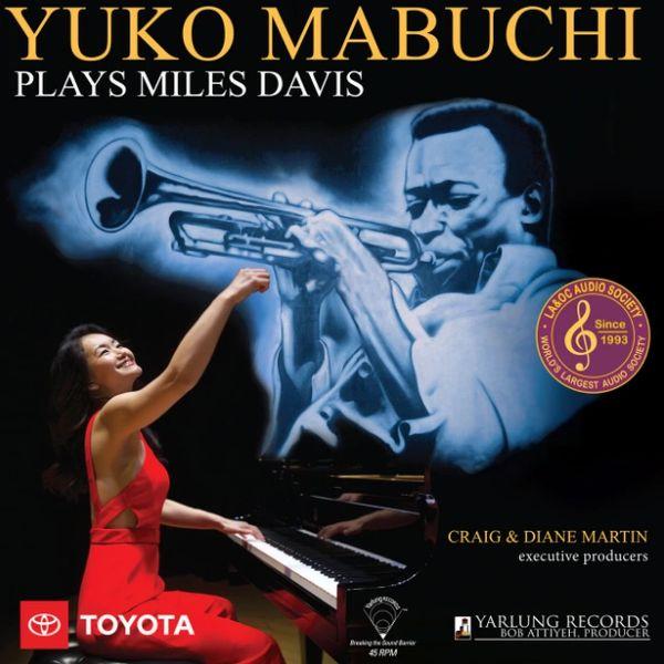 YUKO MABUCHI YUKO MABUCHI PLAYS MILES DAVIS VOL 1 180G 45RPM