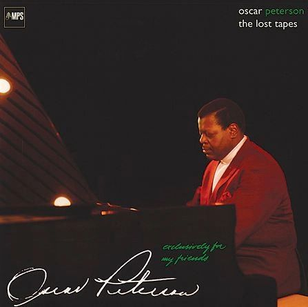 OSCAR PETERSON THE LOST TAPES 180G
