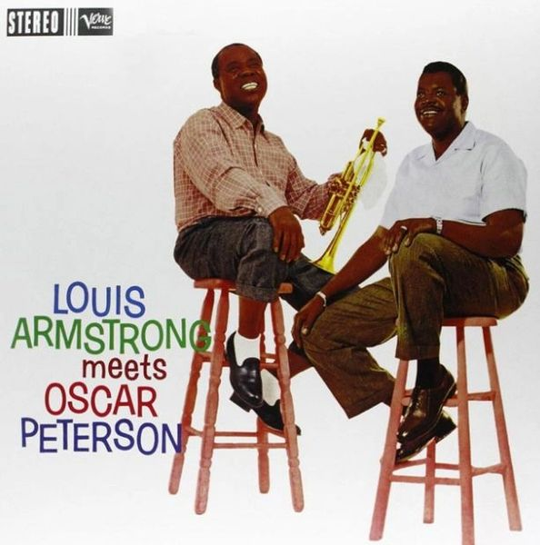 LOUIS ARMSTRONG & OSCAR PETERSON LOUIS ARMSTRONG MEETS OSCAR PETERSON 180G