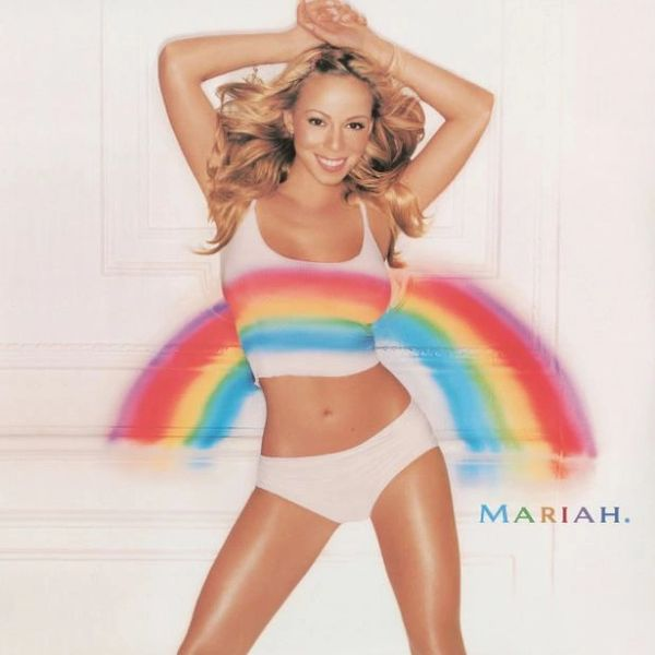 MARIAH CAREY RAINBOW 2LP