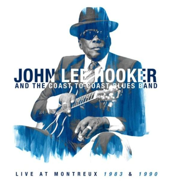 JOHN LEE HOOKER AND THE COAST TO COAST BLUES BAND LIVE AT MONTREUX 1983 & 1990 180G 2LP