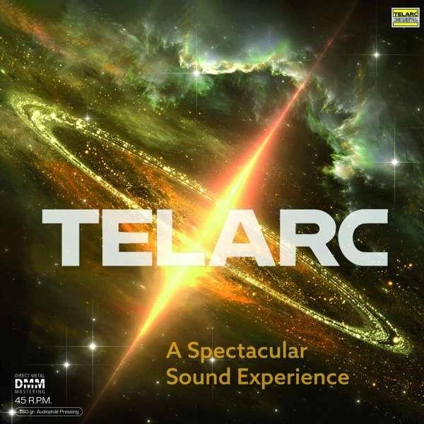 TELARC A SPECTACULAR SOUND EXPERIENCE