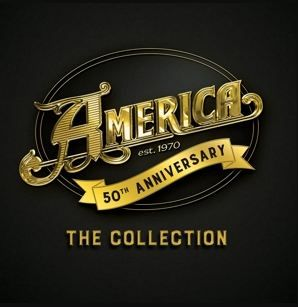 AMERICA 50TH ANNIVERSARY: THE COLLECTION 2LP