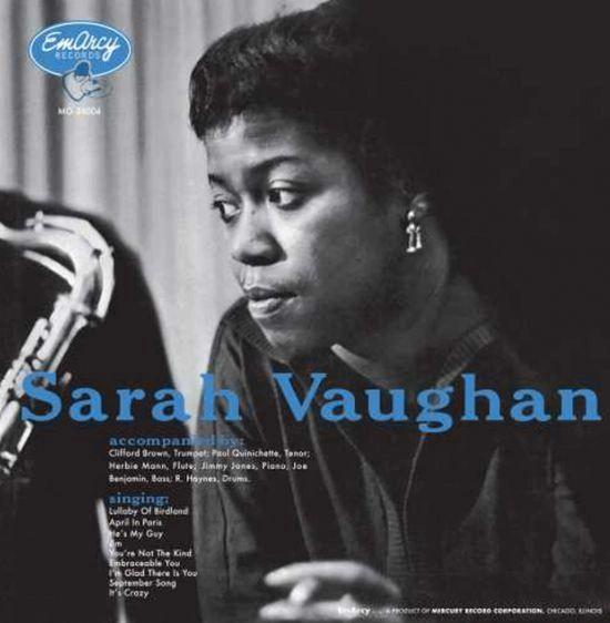 SARAH VAUGHAN SARAH VAUGHAN ACOUSTIC SOUNDS SERIES 180G