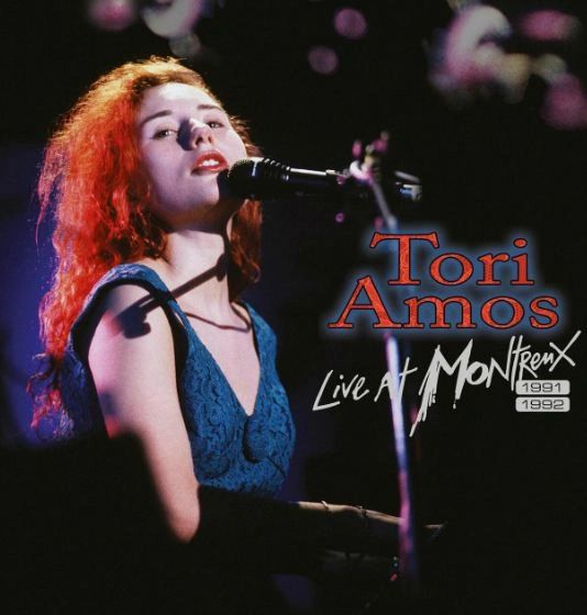 TORI AMOS LIVE AT MONTREUX 1991/1992 NUMBERED LIMITED EDITION 180G 2LP COLORED LP