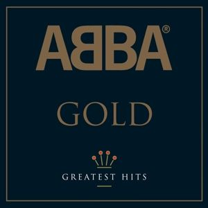 ABBA GOLD 180G GOLD LP