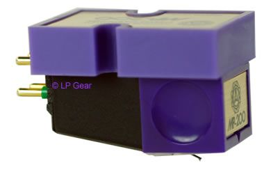 NAGAOKA MP-200 PHONO CARTRIDGE