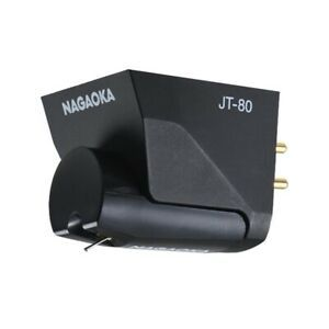NAGAOKA JT-80BK STEREO CARTRIDGE SPECIAL LIMITED 80TH ANNIVERSARY EDITION
