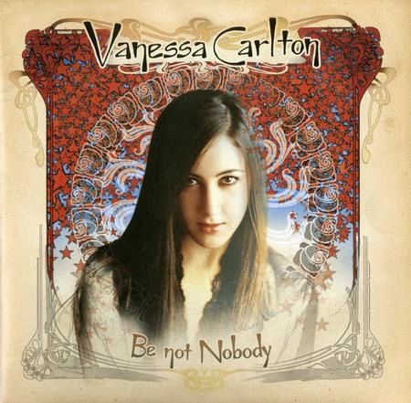VANESSA CARLTON BE NOT NOBODY LIMITED EDITION RED VINYL