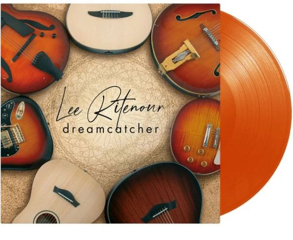 LEE RITENOUR DREAM CATCHER 180G ORANGE LP