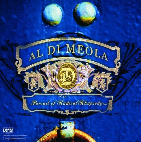 AL DI MEOLA PURSUIT OF RADICAL RHAPSODY 180G 2LPS