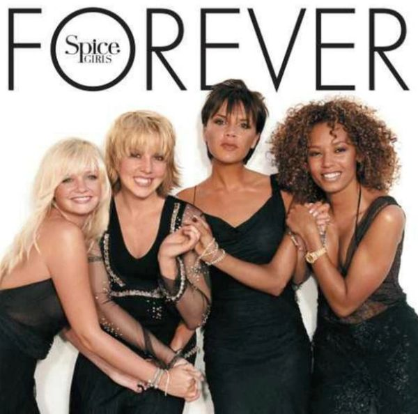 SPICE GIRLS FOREVER 180G 20TH ANNIVERSARY EDITION
