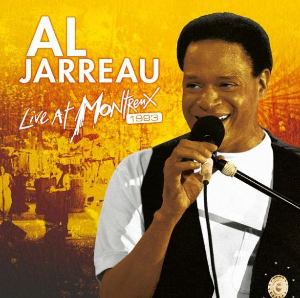 AL JARREAU LIVE AT MONTREUX 1993 NUMBERED LIMITED EDITION 180G 2LP