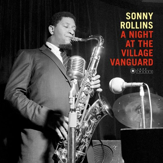 SONNY ROLLINS A NIGHT AT THE VILLAGE VANGUARD 180G