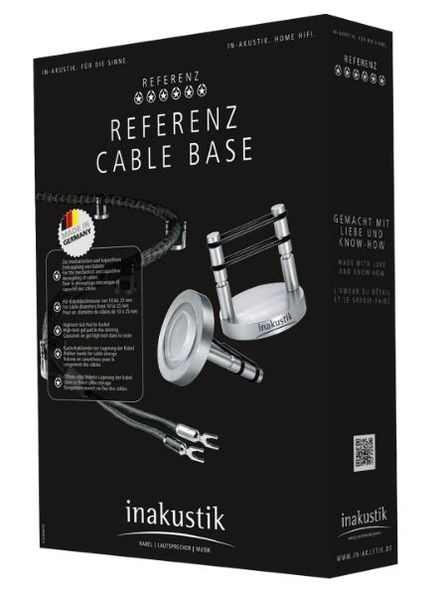 INAKUSTIK REFERENCE CABLE BASE SET OF 10