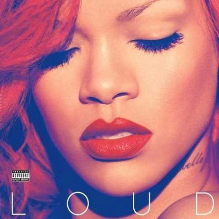 RIHANNA LOUD 2LP