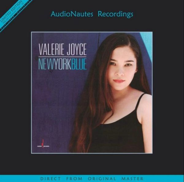 VALERIE JOYCE NEW YORK BLUE NUMBERED LIMITED EDITION HALF-SPEED MASTERED