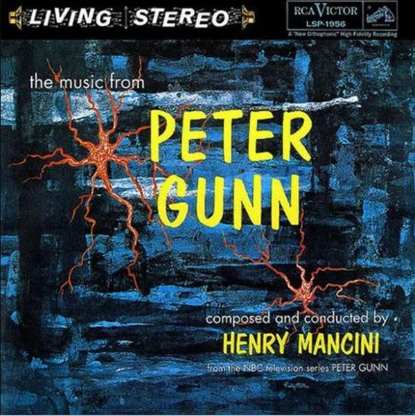 HENRY MANCINI THE MUSIC FROM PETER GUNN (FROM THE NBC TELEVISION SERIES) 200G 45RPM 2LP