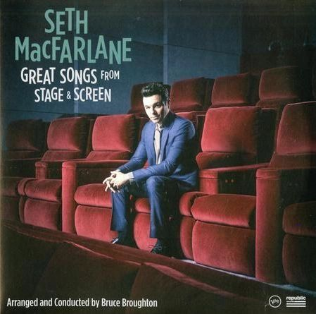SETH MACFARLANE GREAT SONGS FROM STAGE & SCREEN