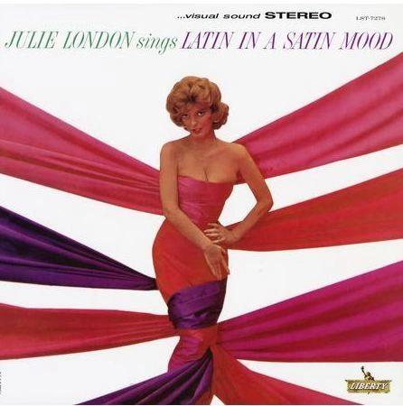 JULIE LONDON SINGS LATIN IN A SATIN MOOD 200G 45RPM 2LP