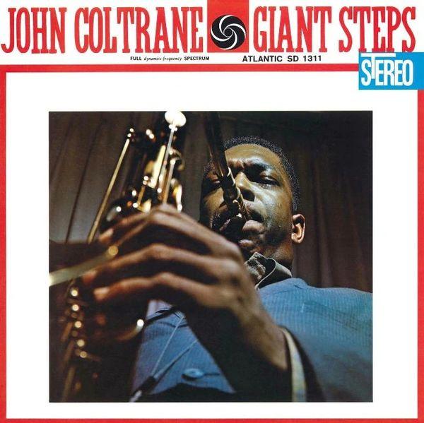 JOHN COLTRANE GIANT STEPS 60TH ANNIVERSARY EDITION 180G 2LP