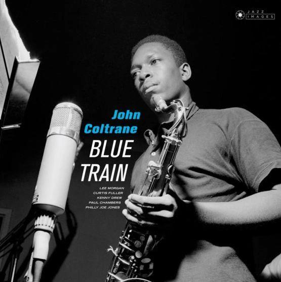 JOHN COLTRANE BLUE TRAIN 180G