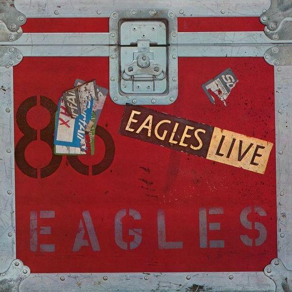 EAGLES EAGLES LIVE 180G 2LP