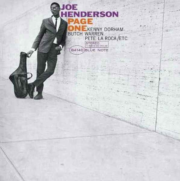 JOE HENDERSON PAGE ONE BLUE NOTE CLASSIC VINYL SERIES 180G