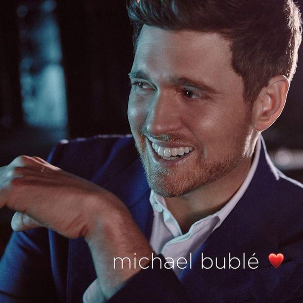 MICHAEL BUBLE LOVE TRANSLUCENT RED VINYL