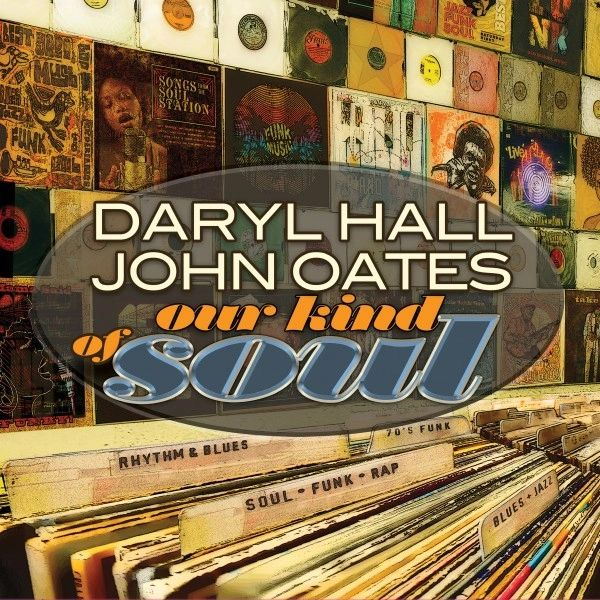 DARYL HALL & JOHN OATES OUR KIND OF SOUL 180G 2LP
