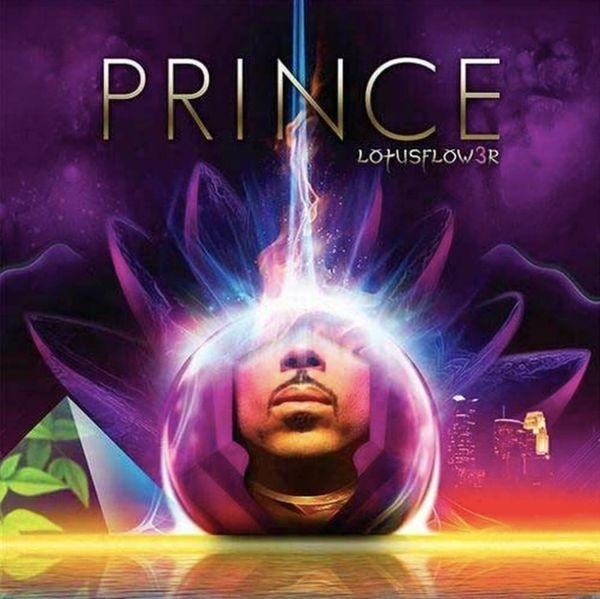PRINCE LOTUSFLOW3R 2LP & CD