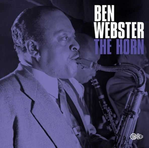 BEN WEBSTER THE HORN 2LP
