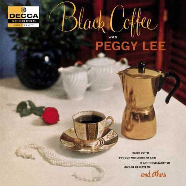 PEGGY LEE BLACK COFFEE VERVE ACOUSTIC SERIES 180G