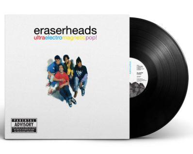 ERASERHEADS ULTRAMAGNETICPOP 25TH ANNIVERSARY NON-NUMBERED LIMITED EDITION