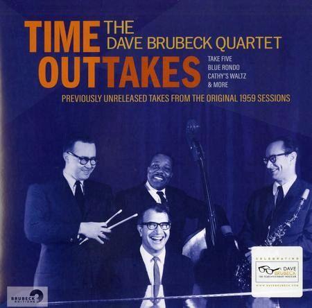 DAVE BRUBECK QUARTET TIME OUTTAKES