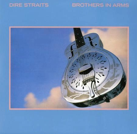 DIRE STRAITS BROTHERS IN ARMS 180G 2LP 2021 REISSUE