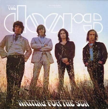 THE DOORS WAITING FOR THE SUN 180G 45RPM 2LP