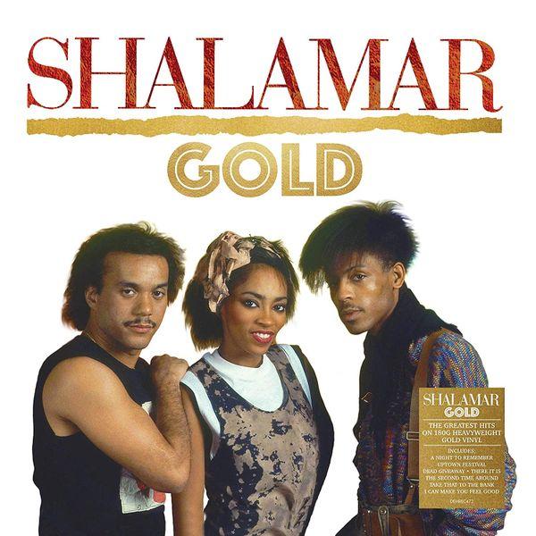 SHALAMAR GOLD COLORED LP