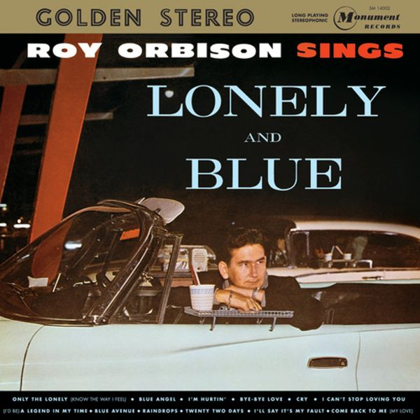 ROY ORBISON ROY ORBISON SINGS LONELY AND BLUE NUMBERED LIMITED EDITION 45RPM 2LP