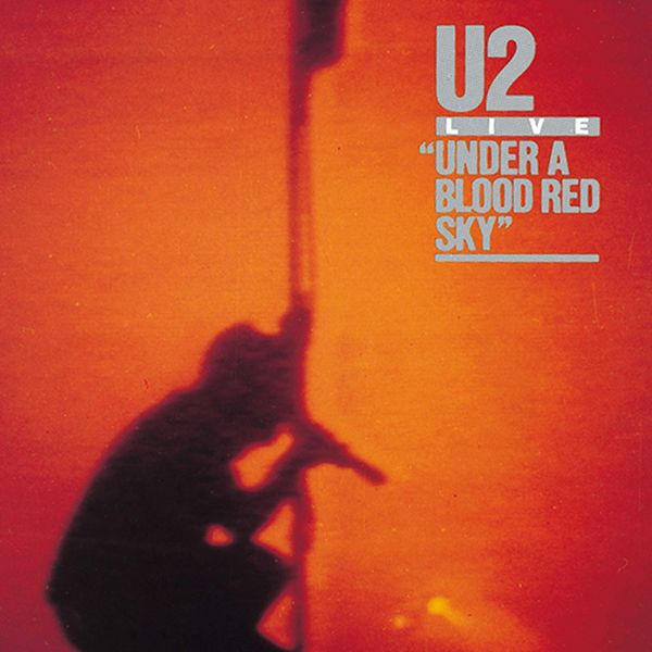 U2 UNDER A BLOOD RED SKY 180G