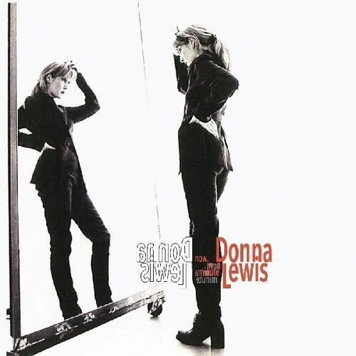 DONNA LEWIS NOW IN A MINUTE LIMITED EDITION COLORED LP