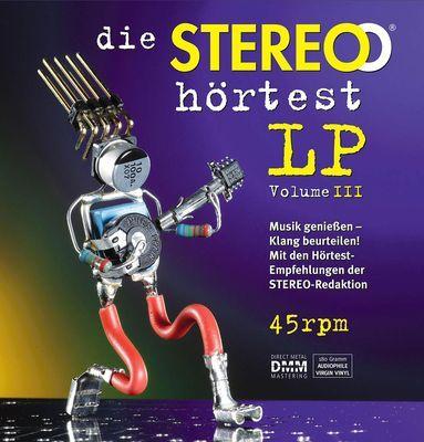 DIE STEREO HORTEST LP VOL. 3 45RPM 2LP
