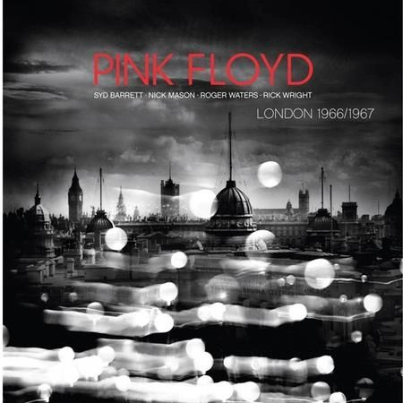 PINK FLOYD LONDON 1966-1967 180G LIMITED EDITION COLORED LP