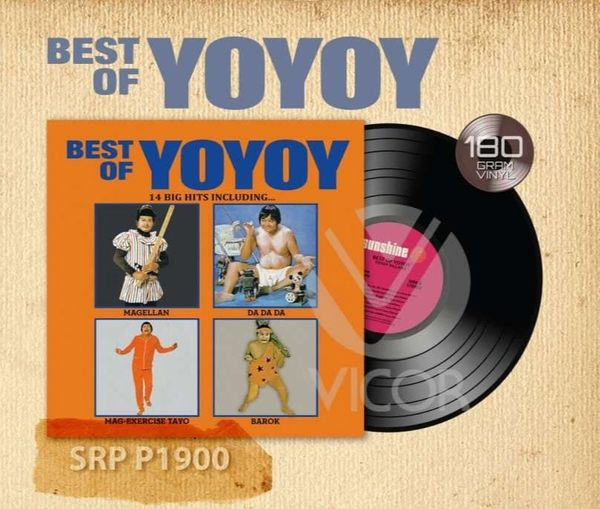 YOYOY VILLAME BEST OF YOYOY 180G REISSUE